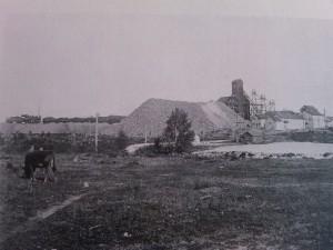 Garson mine, Sudbury area, Ontario